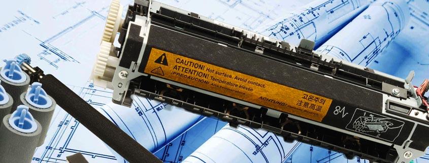 Pièces détachées pour copieur