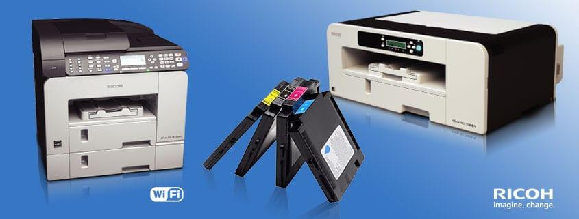 Imprimantes Geljet